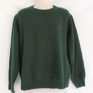Ralph Lauren Polo Sweatshirt Large